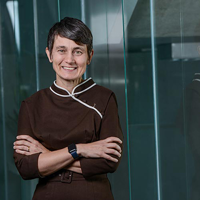 Professor Marnie Hughes-Warrington, DVC Research and Enterprise at UniSA is a long-term mentor of PhD students.